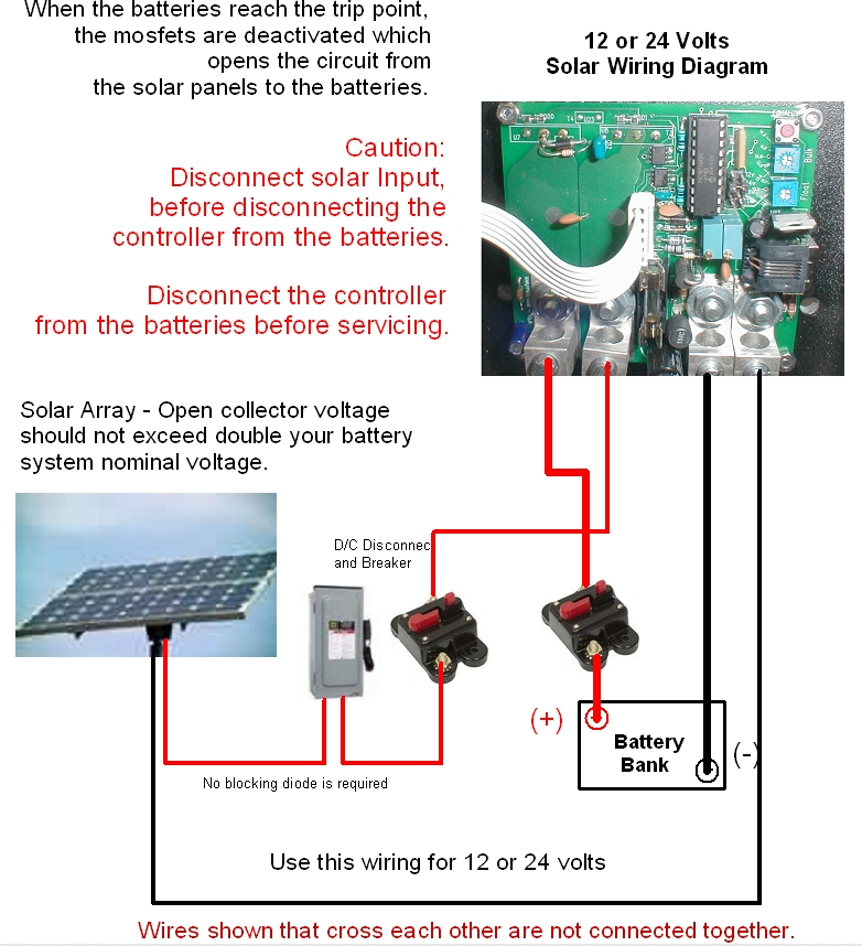 State Of Charge Meter Wiring Diagram on xantrex charge controller wiring diagram