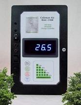 coleman air 440 a amp 12v 24v 48v solar wind hydro regulatorcoleman air c160m 12v 24v 160a 160 amps charge controller \u0026 meter 160 amp 12 24 volts wind solar diversion charge load controller with meter